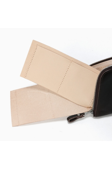 ���㡼�ʥ륹��������� HOBO / �ۡ��ܡ� : Shade Leather L Zip Wallet �ܺٲ���9