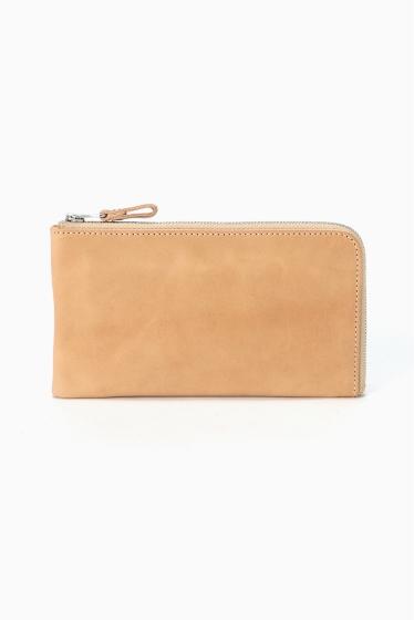 ���㡼�ʥ륹��������� HOBO / �ۡ��ܡ� : Shade Leather L Zip Wallet �ʥ�����