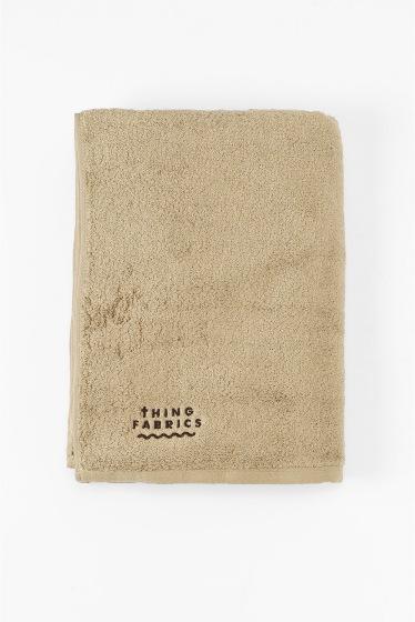 ���㡼�ʥ륹��������� THING FABRICS / ���ե��֥�å� : TIP TOP 365 bath towel �١�����