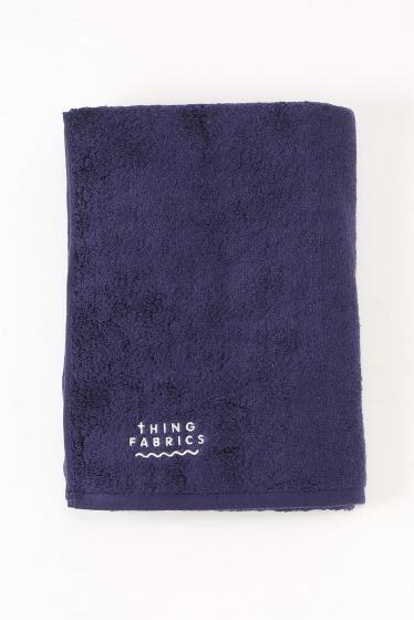 ���㡼�ʥ륹��������� THING FABRICS / ���ե��֥�å� : TIP TOP 365 bath towel �ͥ��ӡ�