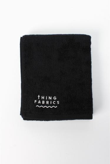 ���㡼�ʥ륹��������� THING FABRICS  / ���ե��֥�å���:TIP TOP 365 face towel �֥�å�