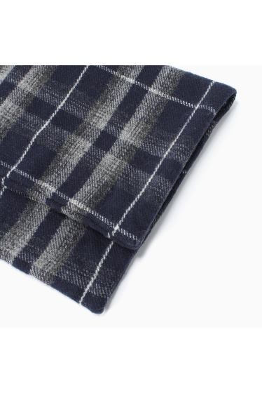 �����֥�������ʥ��ƥå� Faribault Woolen Mill Co PILLOW CASE/PLAID �ܺٲ���1