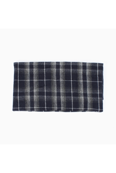 �����֥�������ʥ��ƥå� Faribault Woolen Mill Co PILLOW CASE/PLAID �ܺٲ���2