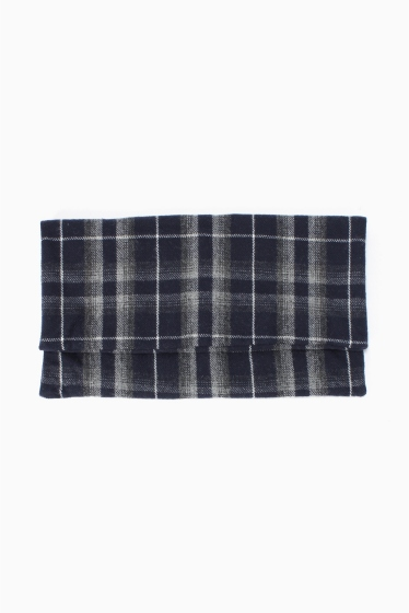 �����֥�������ʥ��ƥå� Faribault Woolen Mill Co PILLOW CASE/PLAID �֥롼