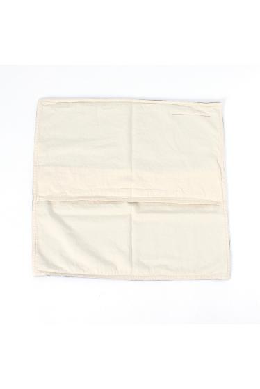 �����֥�������ʥ��ƥå� BASSHU Cushion Cover Chambray �ܺٲ���1