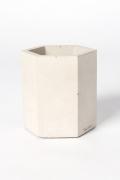 �����֥�������ʥ��ƥå� OWEN&FRED Hex Concrete Pen Cup