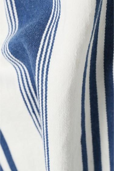 �����֥�������ʥ��ƥå� BASSHU Indigo Stripe Apron �ܺٲ���11