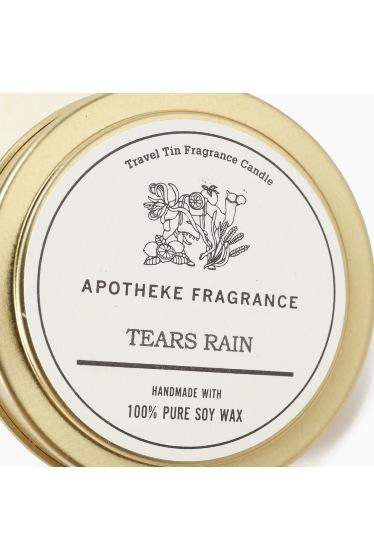 �����֥�������ʥ��ƥå� APOTHEKE FRAGRANCE Tin Candle �ܺٲ���5