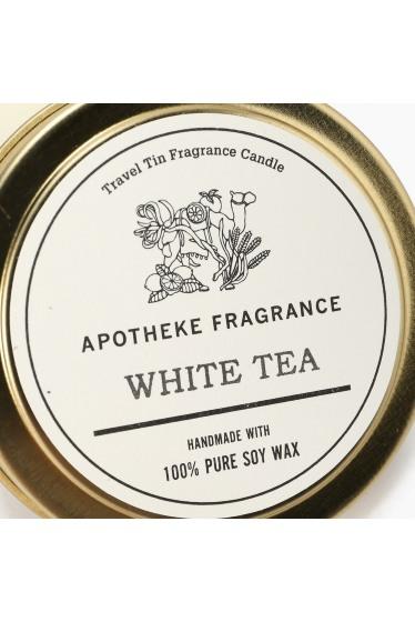 �����֥�������ʥ��ƥå� APOTHEKE FRAGRANCE Tin Candle �ܺٲ���6