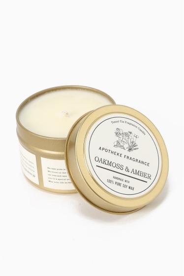 �����֥�������ʥ��ƥå� APOTHEKE FRAGRANCE Tin Candle �������� H