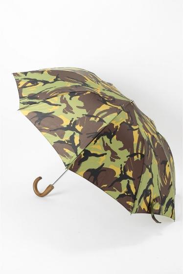 ���㡼�ʥ륹��������� fox umbrellas telescopic maple pattern �����
