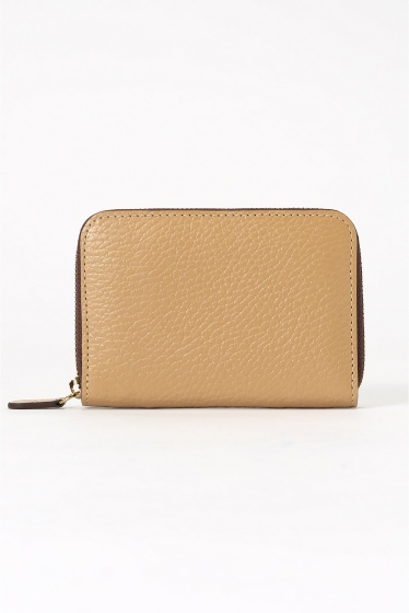 �ץ顼���� JM DAVIDSON SMALL ZIP PURSE �١�����