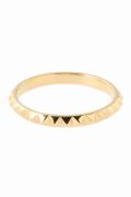 ���ƥ�����å� Bijou R.I Doux Pyramid Studs Ring