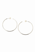 ���ƥ�����å� Bijou R.I Large Hoop Pierce  - CITYSHOP EXCLUSIVE -
