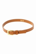 ���ƥ�����å� Bijou R.I Nuback Leather Choker  - CITYSHOP EXCLUSIVE -