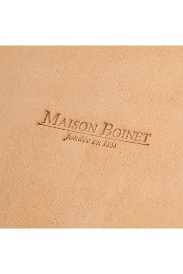 ���㡼�ʥ륹��������� �쥵������ ��MAISON BOINET/���ܥ�͡� �����쥶�� �Хå��� ���ե磻�� �ܺٲ���3
