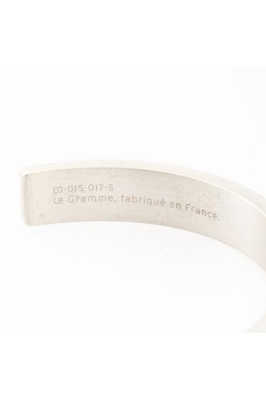 ���㡼�ʥ륹��������� �ڥ륰���/LE GRAMME��  Silver BRUSHED���������Х�3 �ܺٲ���2