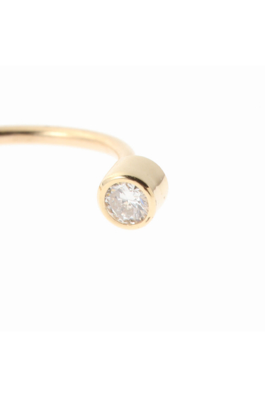 �ɥ����������� ���饹 ZOE CHICCO 14K DIAMOND �ԥ����� �ܺٲ���2