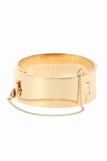 ���ѥ�ȥ�� �ɥ����������� ���饹 ��Eddie Borgo CHAIN BANGLE �������