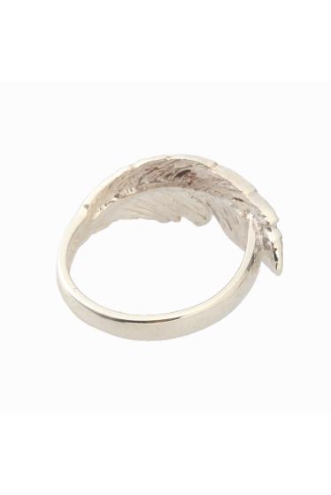 ���ѥ�ȥ�� �ɥ����������� ���饹 ��MANON VON GERGAN mini Feather Ring �ܺٲ���1