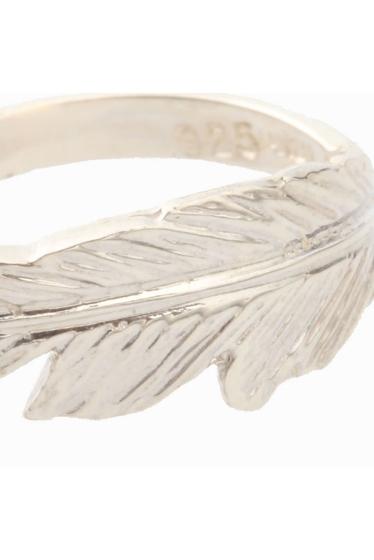 ���ѥ�ȥ�� �ɥ����������� ���饹 ��MANON VON GERGAN mini Feather Ring �ܺٲ���3