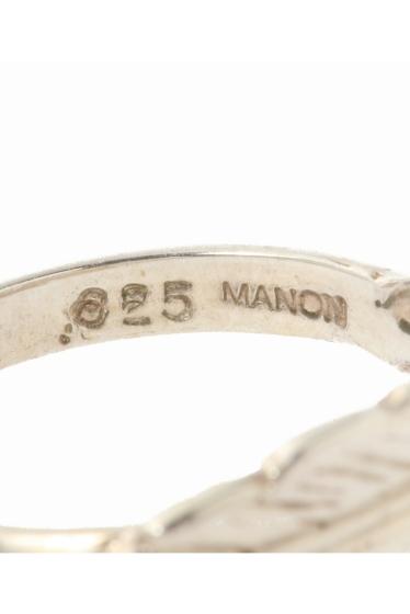 �����ԡ����ȥ��ǥ��� ��MANON VON GERKAN Mini Feather Ring 3.5 �ܺٲ���3