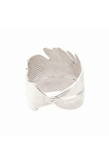 �����ԡ����ȥ��ǥ��� MANON VON GERKAN Big Feather Ring 6�梡 �ܺٲ���2