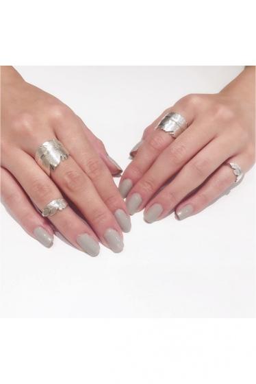 �����ԡ����ȥ��ǥ��� MANON VON GERKAN Big Feather Ring 6�梡 �ܺٲ���4