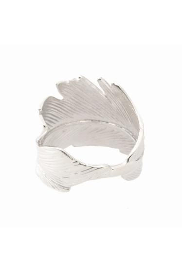 �����ԡ����ȥ��ǥ��� MANON VON GERKAN Big Feather Ring 7�梡 �ܺٲ���2