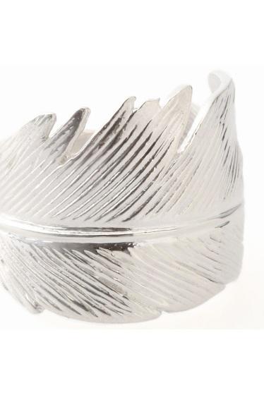 �����ԡ����ȥ��ǥ��� MANON VON GERKAN Big Feather Ring 7�梡 �ܺٲ���3