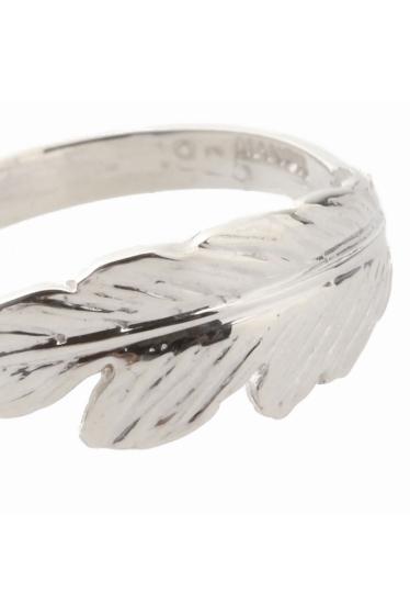 �����ԡ����ȥ��ǥ��� MANON VON GERKAN Mini Feather Ring 3.5�� �ܺٲ���4