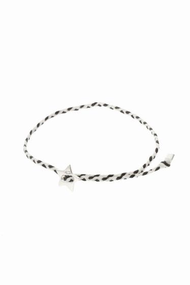 ���㡼�ʥ륹��������� SCOSHA / ���������㡧SIGNITURE STAR BRACELET �֥�å� A