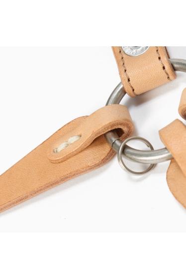 ���㡼�ʥ륹��������� HOBO / �ۡ��ܡ�:Shade Leather Leaves Key Ring �ܺٲ���2