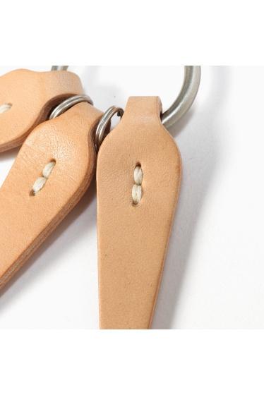 ���㡼�ʥ륹��������� HOBO / �ۡ��ܡ�:Shade Leather Leaves Key Ring �ܺٲ���5