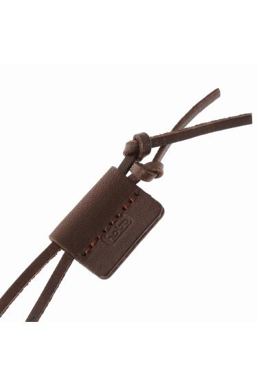 ���㡼�ʥ륹��������� HOBO / �ۡ��ܡ� : Shade Leather Leaves Necklace �ܺٲ���3