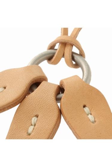 ���㡼�ʥ륹��������� HOBO / �ۡ��ܡ� : Shade Leather Leaves Necklace �ܺٲ���5