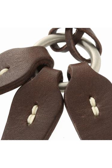 ���㡼�ʥ륹��������� HOBO / �ۡ��ܡ� : Shade Leather Leaves Necklace �ܺٲ���6