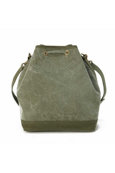 ���ƥ�����å� WACCOWACCO Drawstring Bag �ܺٲ���2