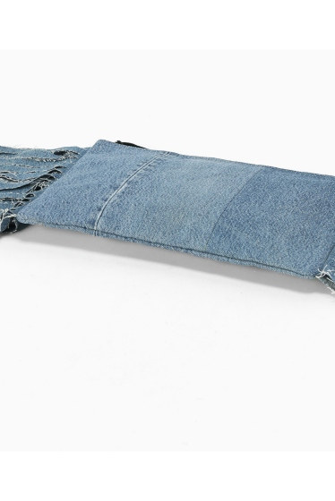 �����ܥ꡼ ������ ��wiffle��  REMAKE DENIM CLUTCH �ܺٲ���4