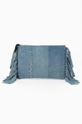 �����ܥ꡼ ������ ��wiffle��  REMAKE DENIM CLUTCH