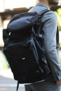 ���ǥ��ե��� LOWERCASE��PORTER��EDIFICE �ե�åץĥ�BACKPACK