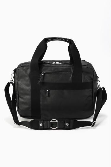 �ե�����֥� ���ǥ��ե��� QWSTION / ����������� OFFICE BAG �֥�å�