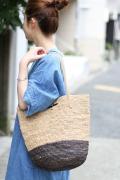 ���㡼�ʥ륹��������� ��le voyage en panier/�� �ܥ䡼���奨��ѥˡ���� BILANA 2tone Bag: �ȡ��ȥХå�