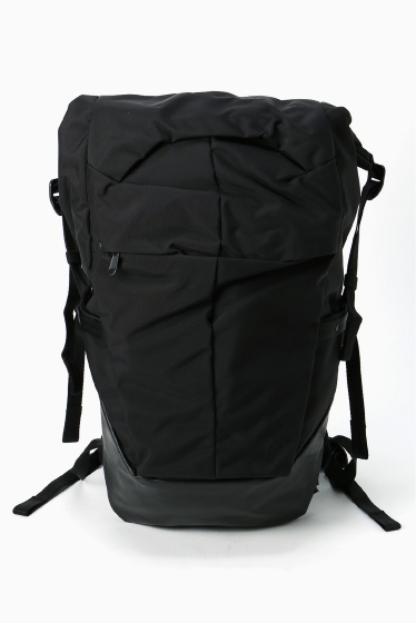 ���㡼�ʥ륹��������� ���塼�� ALCHEMY EQUIPMENT / ���륱�ߡ������åץ��� : 30L Rolltop Daypack �֥�å�