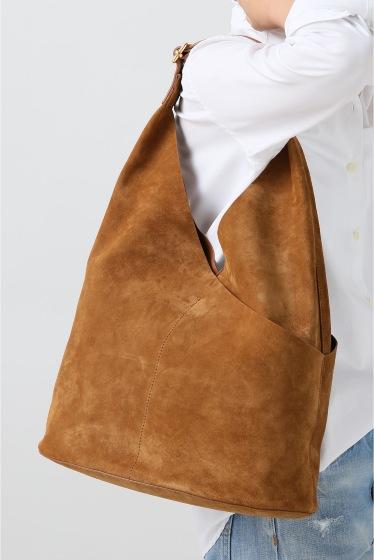 �ɥ����������� ���饹 ALC SUEDE SHOLDER BAG�� �ܺٲ���12