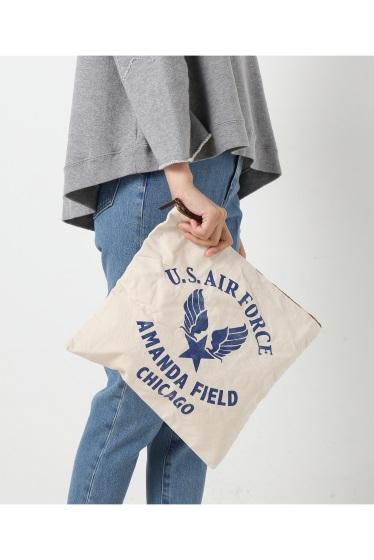 �ɥ����������� ���饹 GOOD GRIEF U.S AIR FORCE ����å�Bag�� �ܺٲ���8