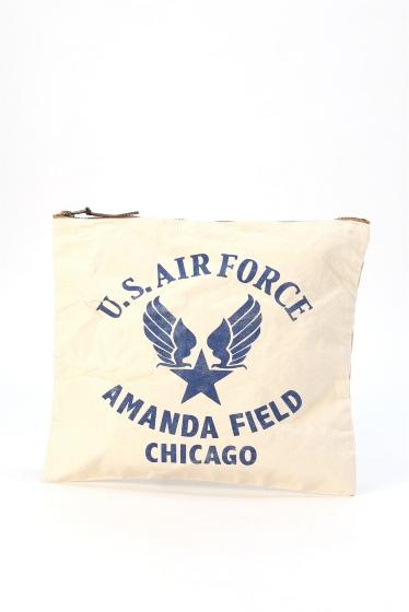 �ɥ����������� ���饹 GOOD GRIEF U.S AIR FORCE ����å�Bag�� �������� K