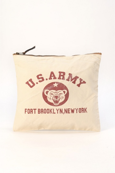 �ɥ����������� ���饹 GOOD GRIEF U.S ARMY ����å�Bag�� �������� K