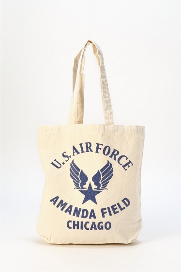 �ɥ����������� ���饹 GOOD GRIEF U.S AIR FORCE �ȡ���Bag�� �������� K