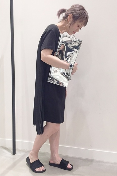 �����ԡ����ȥ��ǥ��� Taeseok Kang EH LONDON SILVER TOTE BAG�� �ܺٲ���13